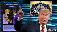 A Thousand Points Of Light Trump Attacks Nwo S Thousand Points Of Light Lucifarian