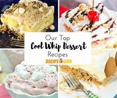 26 easy cool whip recipes desserts more recipelion com