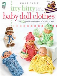 knitting itty bitty baby doll clothes 121040e