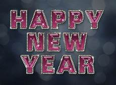 Sparkling Text Create A Glamorous Sparkling New Year Text Effect In Adobe