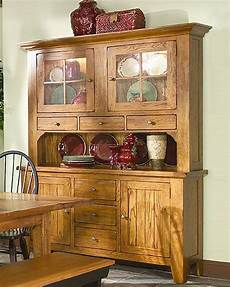 intercon solid oak buffet and hutch rustic traditions