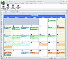 How To Create A Work Schedule On Excel Calendar Maker Amp Calendar Creator For Word And Excel