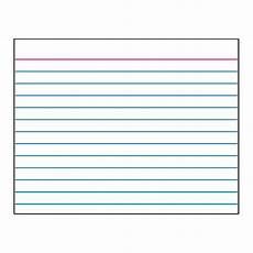Print 3x5 Index Cards Index Card Template Cyberuse