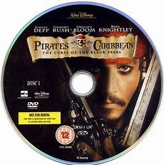 Curse Of The Black Pearl Cover Postcard Curse Of The