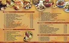 Sample Menu Cards 10 Most Appetizing Restaurant Menu Card Design Designhill