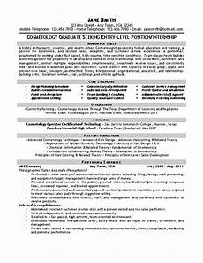 Cosmetologist Resumes Beautician Cosmetologist Esthetician Resume Resume