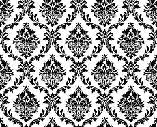 Free Damask Background Vector Seamless Damask Pattern Stock Vector Art Amp More