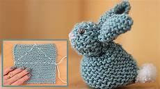 knit ideas ravelry knit bunny from a square pattern by kristen mcdonnell