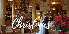 festive christmas wedding ideas on a budget ideas for a