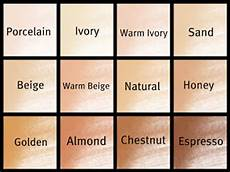 Maybelline Better Skin Foundation Colour Chart How To Choose The Right Foundation Color The Beauty Tonic