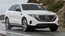 mercedes eqc 2020 2020 mercedes eqc 400 prototype review driving