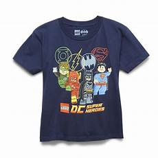 lego clothes for boys lego boy s graphic t shirt dc superheroes clothing