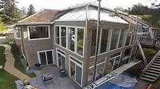 how to build a sunroom skywall sunroom solarium re build