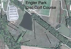 Disc Golf Course Designers Group Engler Park Disc Golf Course Professional Disc Golf