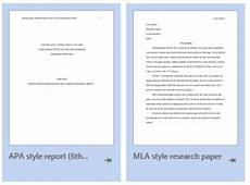 Apa Style Word Template Finding Mla And Apa Templates In Ms Word From The