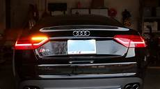 Audi Lights 2015 Audi A5 S5 Post Facelift Led Taillight Package W Fog