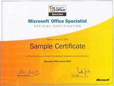 Microsoft Cerificate Microsoft Certification Benefits And Advantages
