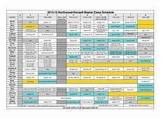 Master Calendar Template Weekly Master Schedule Templates Driverlayer Search Engine