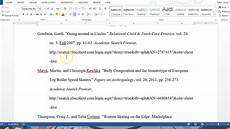 Website Article Citation Mla 2016 Update Citing Journal Articles From A Database