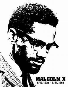 Malcolm X Designs Malcolm X Stickers Pen Amp Sword Political Pirates