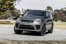 2019 Land Rover Svr by 2019 Range Rover Sport Svr Performance Review