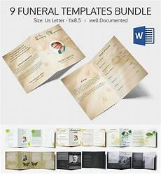 Funeral Program Templates Free Funeral Program Template 30 Download Free Documents In