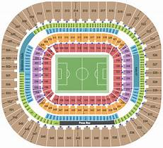 America Seating Chart Bank Of America Stadium Tickets Charlotte Nc Bank Of