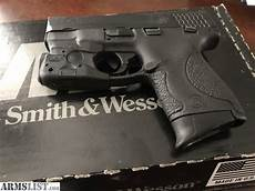 Smith And Wesson M P Shield 9mm Light Armslist For Sale M Amp P Smith Amp Wesson 9mm Shield W