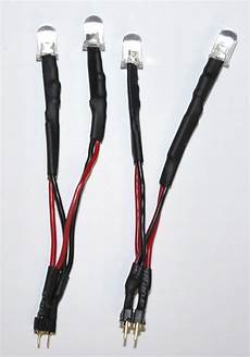 Turnigy Light Kit Phoenix Flight Gear Plug Amp Play 2 Red Amp 2 Green Led