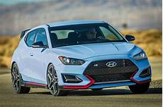 2019 hyundai veloster n line 2019 hyundai veloster n debuts with 275 horsepower the