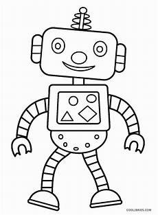 Malvorlagen Roboter Pdf Malvorlagen Roboter