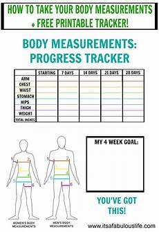 Free Printable Body Measurement Chart Pin On Put A Pin On It