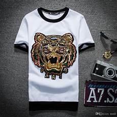 Best T Shirt Design 2018 Spring Summer Famous Brand For Men T Shirt Designer