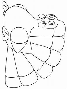 Turkey Printable Template 13 Turkey Shape Templates Amp Coloring Pages Pdf Doc