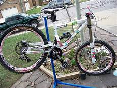 commencal supreme dh 2009 2009 commencal supreme dh med price reduced for sale