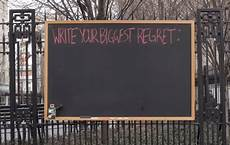 What Is Your Biggest Regret What Is Your Biggest Regret Chris And Susan Beesley