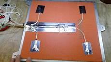 3d printer 750watt heat bed 320x320 240v ac
