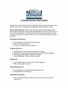 New Business Outline Sample Business Plan Fotolip Com Rich Image And Wallpaper