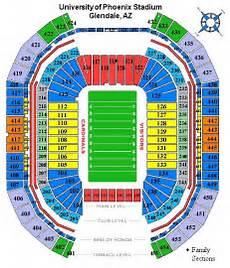Seating Chart Az Cardinals Stadium Cardinals Stadium Seating With Images Stadium Seats