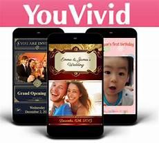Free Digital Invitation Maker Free Mobile Amp Digital Invitations Online Maker Youvivid