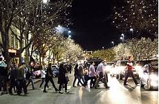 Lighting Fort Collins Downtown Lighting Ceremony Illuminates Old Town For The