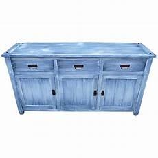 kitchen credenza appalachian sky blue buffet kitchen cabinet wood sideboard