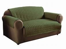 loveseat sofa microfiber furniture protector slip