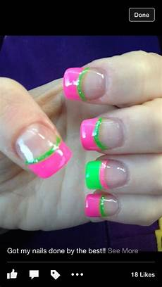 Light Pink And Green Nails 17 Best Images About Pink And Green On Pinterest Green