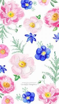 flower wallpaper watercolor 38 watercolor flowers wallpaper on wallpapersafari
