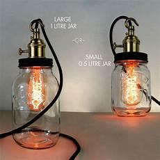 Jam Jar Garden Lights Contemporary Jam Jar Lamp Unique S Co