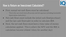 Rental Property Return On Investment How To Calculate Return On Investment For Rental Properties