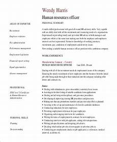 Example Professional Summary Free 8 Sample Professional Summary Resume Templates In Pdf