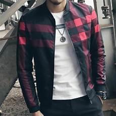 mens designer clothes 2017 new fashion brand jacket winter autumn slim fit