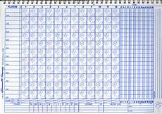 Baseball Scorecard Michael Holloway S Baseball Blogs How To Read A Baseball